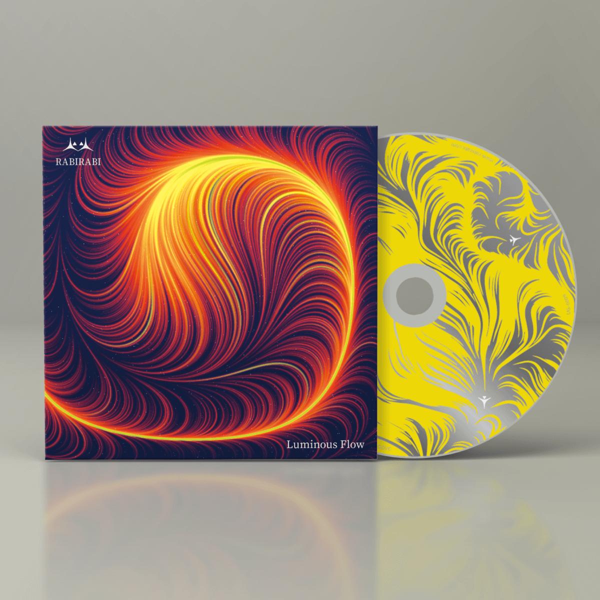 Luminous Flow cover front