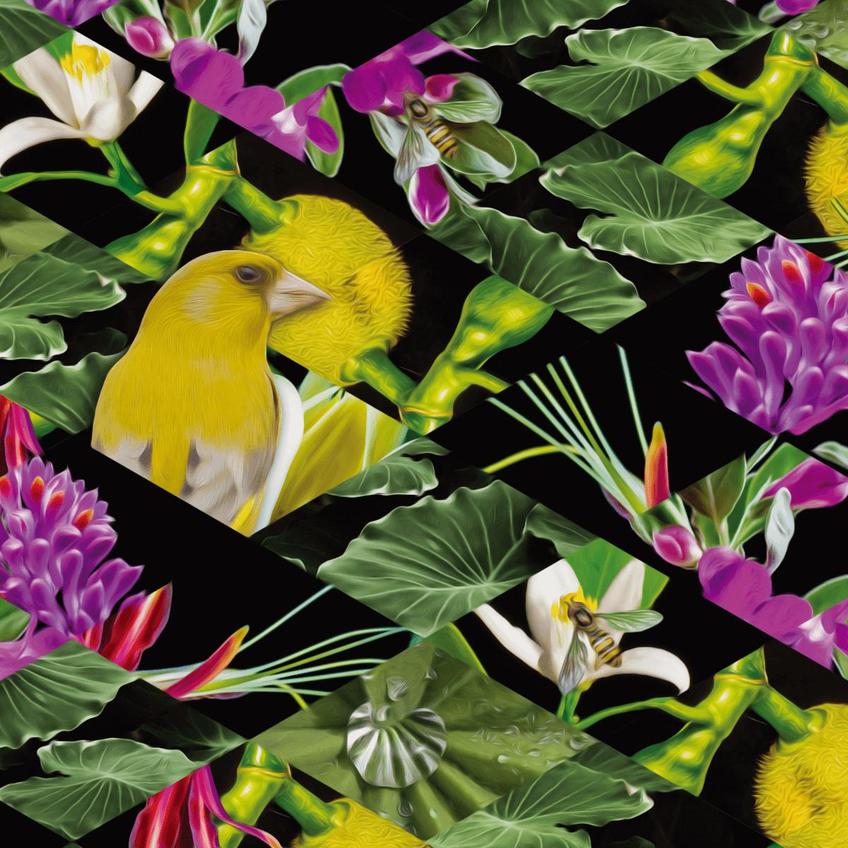 Bird textile